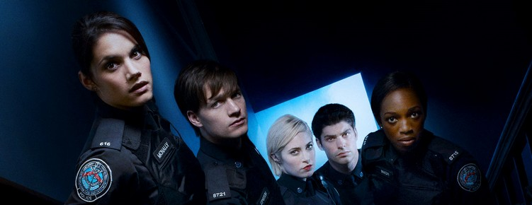 S�rie Rookie Blue